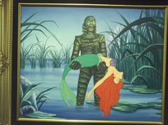 Ariel and The Creature
