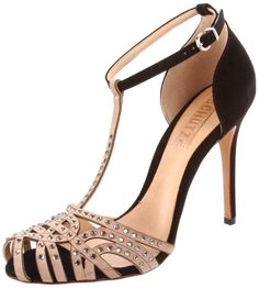 Schutz Women's Demi T-Strap Sandal