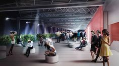USA pavilion by biber architects breaks ground for expo milan 2015