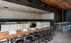 Kaper Design; Restaurant & Hospitality Design Inspiration: Laurel Hardware