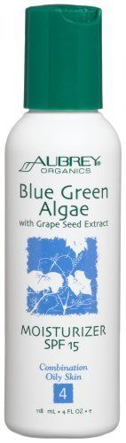 Aubrey Blue Green Algae with Grape Seed Extract Moisturizer 4 oz by Aubrey Organics. $20.88