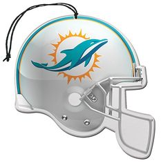 cc9064e4ed7 NFL Miami Dolphins Air Freshener (3 Pack)