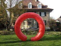 Original Geometric Sculpture by Wolfgang Semmelrock Contemporary, Outdoor Decor, Artwork, Work Of Art, Auguste Rodin Artwork, Artworks, Illustrators