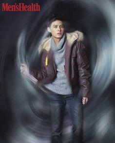 Men's Health --- Do Ji Han -  Magazine December Issue '13
