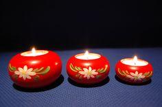 Tradional Swedish christmas candle holder