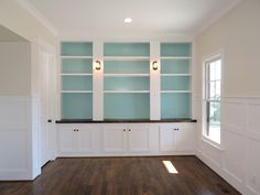 MJR Homes Custom Built-Ins