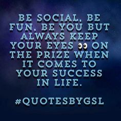 #Quote of the day. #beyou #beasuccessstory #motivation #quotesbygsl