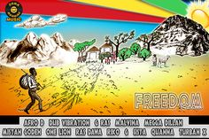 Freedom Riddim (Zona Reggae Music) [FREE DOWNLOAD]
