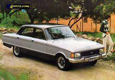 Ford Falcon Argentina #auto #car Un clásico que circula hace 50 años por el pais