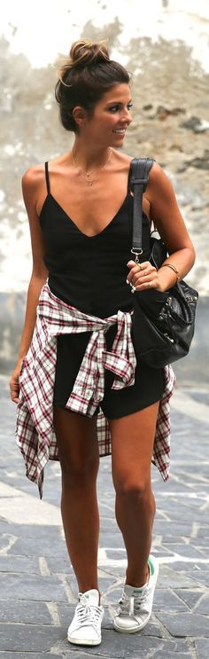 Daily New Fashion : Best Street Fashion Inspiration And Looks #streetstyle.