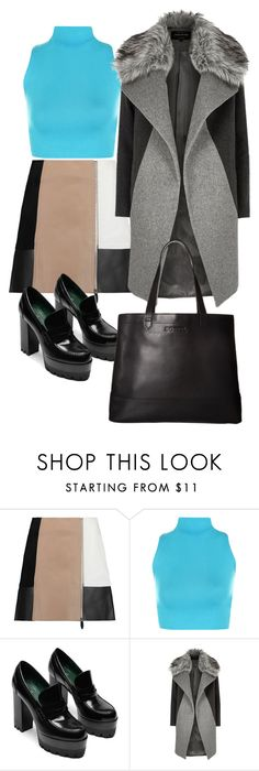 """""""Anita"""" by blueviolette on Polyvore featuring moda, Alexander Wang, WearAll, River Island e SOREL"""