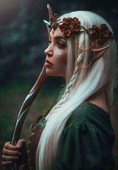 Imagen de fantasy, elf, and magic