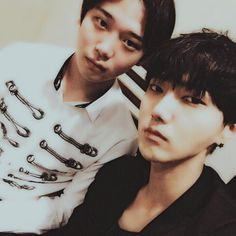 oppa and his broo <3