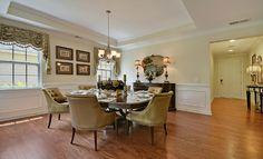 Beautiful St Helena Dining Room