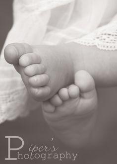 baby feet, so cute