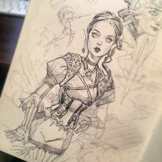 #pencils #Sketch #sketching #sketchbook #art #draw #drawing
