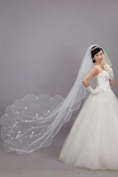 Veil - Wedding Accessories at Castlebridal.com