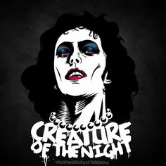 Frank creature of the night