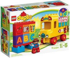 Buy LEGO DUPLO(R) My First Bus 2015for R329.00