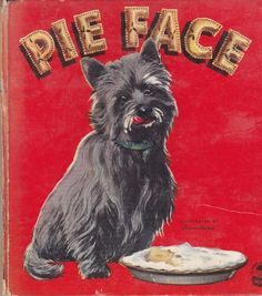 This Cozy Corner Book from 1947 tells the story of a terrier