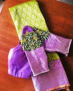 Pattu Saree Blouse Designs To Rock Your Desi Bridal Look Here is the ultim. - Pattu Saree Blouse Designs To Rock Your Desi Bridal Look Here is the ultimate list of pattu s - Wedding Saree Blouse Designs, Pattu Saree Blouse Designs, Blouse Designs Silk, Designer Blouse Patterns, Wedding Blouses, Blouse Back Neck Designs, Simple Blouse Designs, Stylish Blouse Design, Lehenga