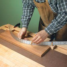 Shop-Built Layout Gauge | Woodsmith Tips