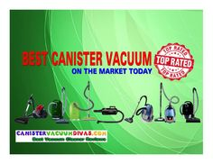 Best Canister Vacuum Top Rated