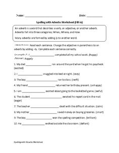 Fun With Linking Verbs Worksheet  Places To Visit