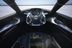 Stealth-jet-inspired Nissan BladeGlider electric car concept may be the sports…