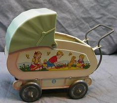 Toy Baby Buggy
