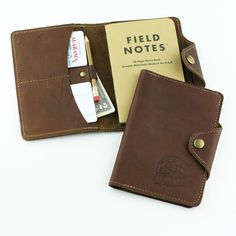 You pride yourself on having a quality brand, so demand the same of the products you display your logo on. Made from the finest Full Grain American leather, this handcrafted leather journal features two card slots, one large pocket, and come with a small memo book and small pencil. Great for organizations, associations, employee recognition and executive gifts, as well as corporate events.
