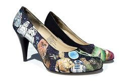 for all my geek girls!  I want these...where do I get them???