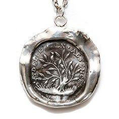 <3 Pyrrha Design Fidelity Necklace - wonderful.