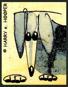 Dachshund Clube - Harry E. Hooper