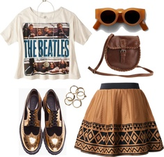 """""""outfit 107"""" by almoghatouel ❤ liked on Polyvore"""