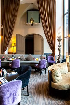 The Dominican. Romantic Hotel in the Heart of Brussels