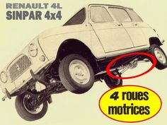 R4 Simpar 4x4, Automobile, 3rd Wheel, Daihatsu, Jeep Wrangler, Old Cars, Bugatti, Cars And Motorcycles, Vintage Cars