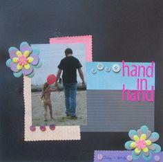 hand in hand - Scrapbook.com