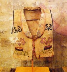 davy crockett vest alamo - Google Search Texas History, Us History, History Books, American History, Tx Rangers, George Custer, Texas Revolution, Native American Indians, Native Americans