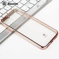 Dekoračný kryt BASEUS na iPhone 55SSE v ružovej farbe (1) Iphone 5s, Mobiles, Mobile Phones