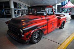 Chevy 57 welderup