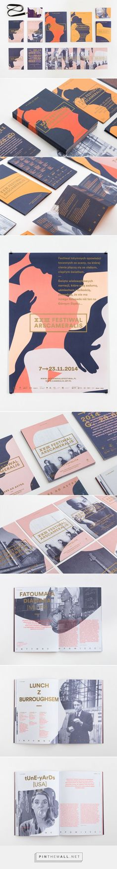 Ars Cameralis Festival Branding by Marta Gawin | Fivestar Branding – Design and Branding Agency & Inspiration Gallery