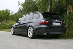 my joy of BMW : Photo E91 Touring, Bmw Wagon, Nice Cars, Station Wagon, Bmw E46, Cars And Motorcycles, F1, Automobile, Classic