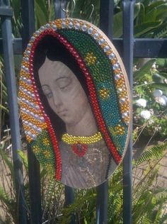 Virgen De Guadalupe by syl6pack on Etsy