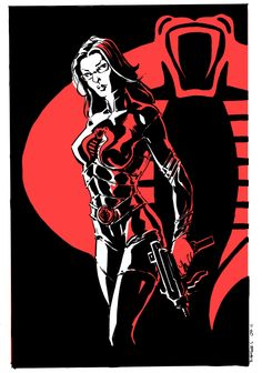 Baroness by *stokesbook on deviantART
