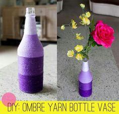 Yarn Ombtre bottle from Melissa Benner.