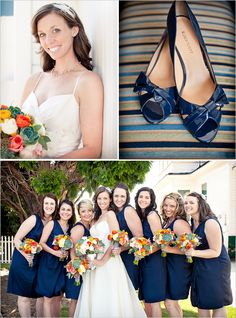 1000 Images About Fun Wedding Color Combinations On Pinterest