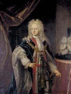George II, by Godfrey Kneller, 1714