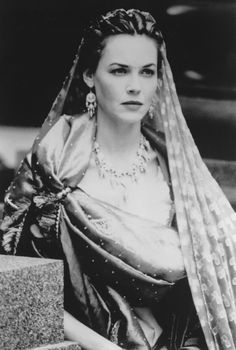 Connie Nielsen as Lucilla in Gladiator. #Gladiator
