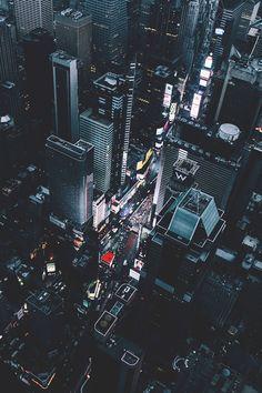 motivationsforlife:  Times Square by Ryan Miller \\ MFL
